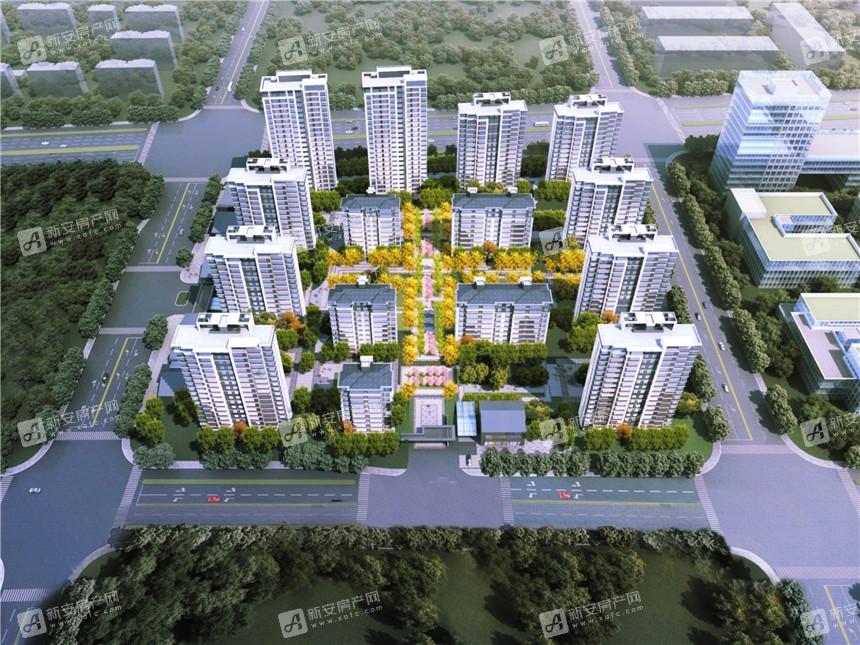 兴港和昌·云庭:迭代主城改善住宅 敬献美好人居