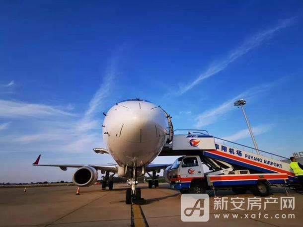 阜阳机场最新消息!机场到高铁站
