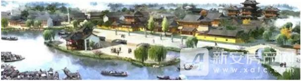 隋唐运河古镇·唐乾里