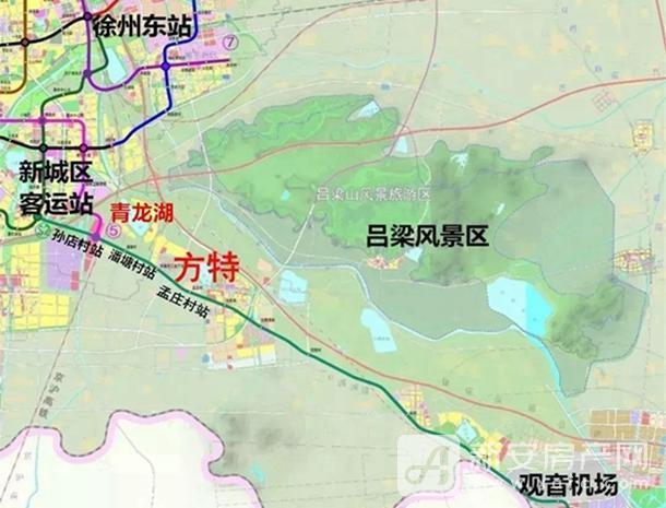 徐州东南片区