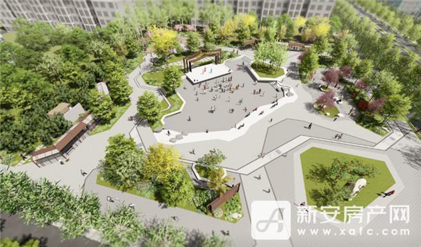 宿州市民族广场项目