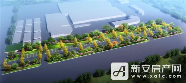 宿州市规划展览馆和政务服务中心周边绿化提升工程